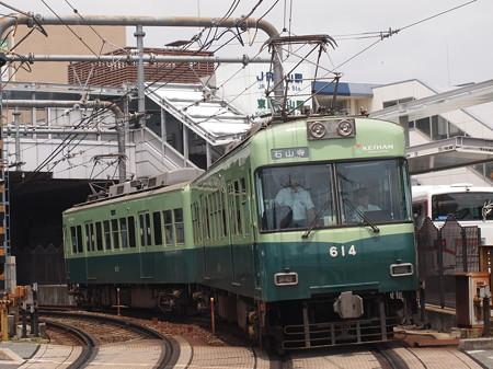 京阪600形 京阪石山坂本線石山~唐橋前01