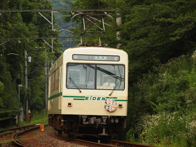 叡電700系 叡山本線八瀬比叡山口~三宅八幡01