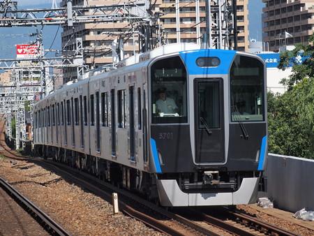 阪神5700系回送 阪神本線大物駅