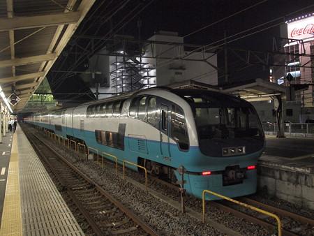 251系湘南ライナー 東海道本線小田原駅01