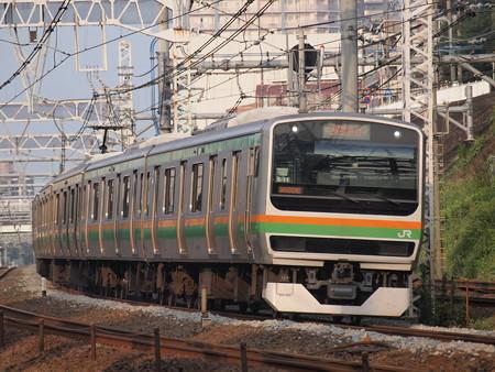 E231系普通 東海道本線新子安~鶴見01