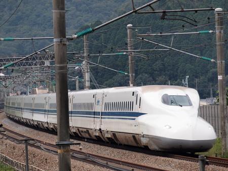 N700系ひかり 山陽新幹線岡山~相生
