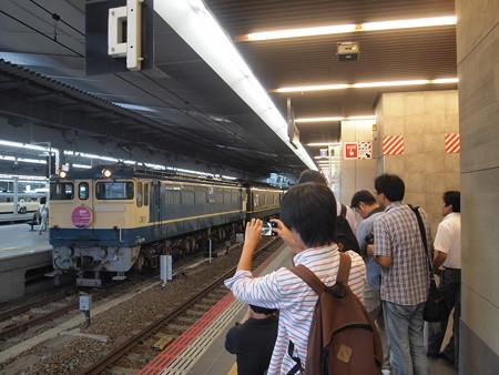 EF65 トワイライトエクスプレス 東海道本線大阪駅05
