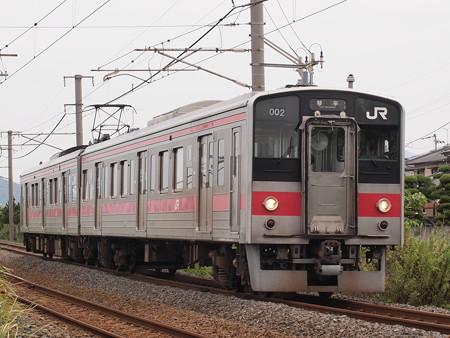 121系普通  予讃線讃岐塩屋~多度津01