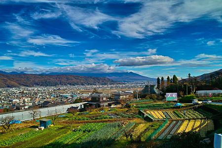 八ヶ岳遠景(SDIM0345)