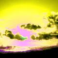 Photos: 夢幻の空_The Sun Also Rises-01a