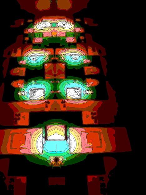 古墳展-02展示室
