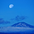 Photos: ブルー鳥海山
