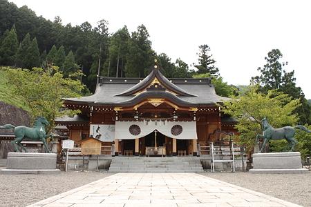丹生川上神社・上社