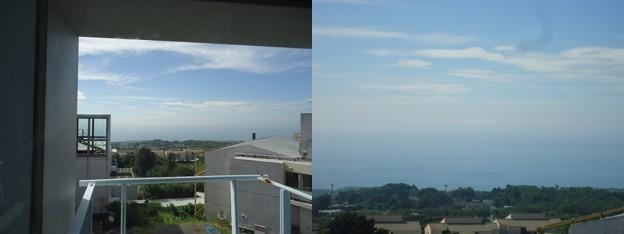 写真: ワンパラ景色