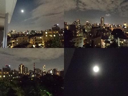 9月27日の夜空