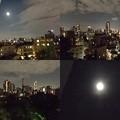 写真: 9月27日の夜空