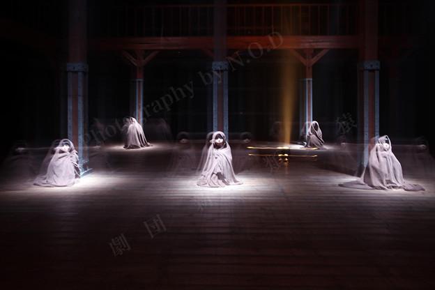劇団新人類人猿 特別公演『制御不能 versionII』4