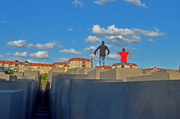 ユダヤ人犠牲者記念館5