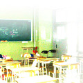 Photos: 教室-左下固定