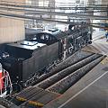 Photos: 火入れ式へ向かうC6120(後部)