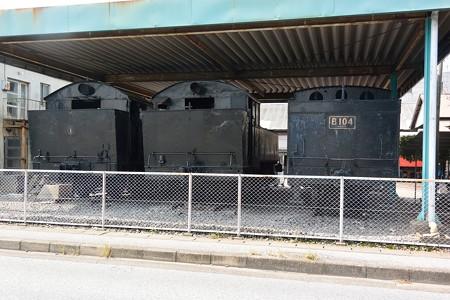 小湊鐵道の蒸気機関車