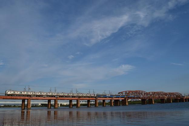 晴れの紀ノ川