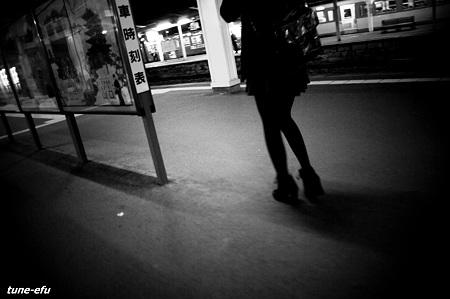 長崎駅最終の頃