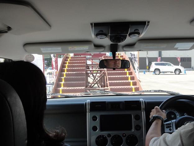 ランクルフェス_階段