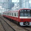 Photos: 京急線600形 654F