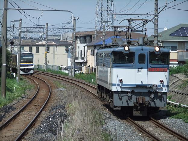 Photos: EF65 2090