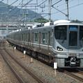 京都・神戸線新快速225系0番台 I3編成他12両編成