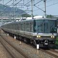 Photos: 京都・神戸線新快速223系1000番台 W7編成他12両編成