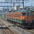 吾妻線115系1000番台 T1032編成