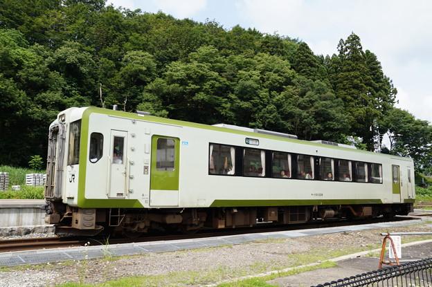 飯山線のキハ110系