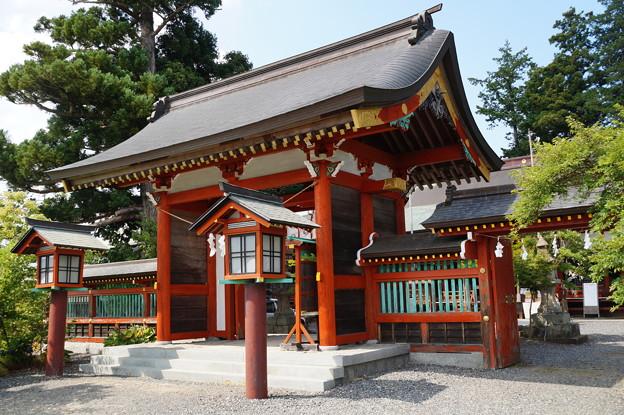 大鏑矢神社 2