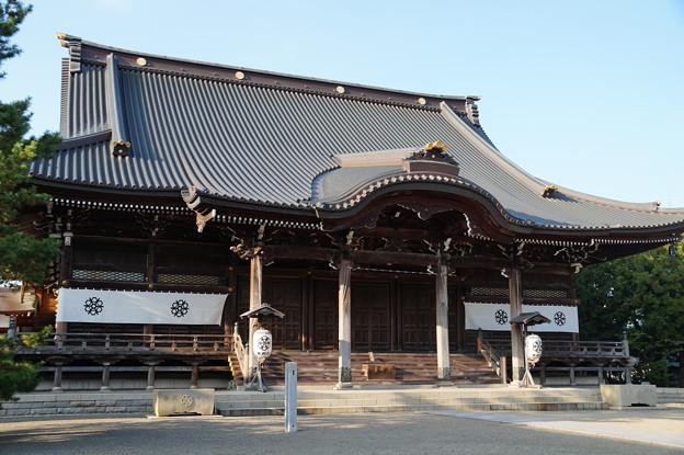 本成寺 本堂