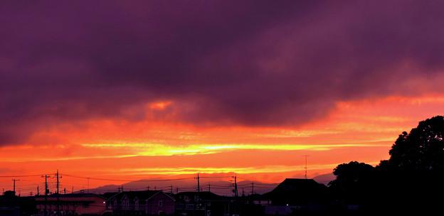 水無月の夕景・・・5-1    06:27