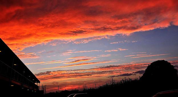 秋の夕景・・・5   09:13