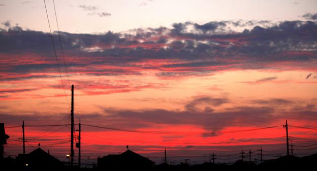秋の夕景・・・6   09:13
