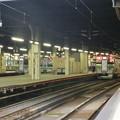朝の札幌駅
