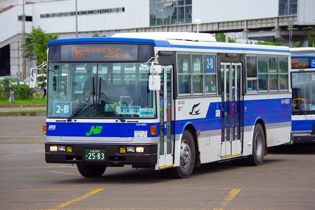 ジェイ・アール北海道バス 札幌200 か2583