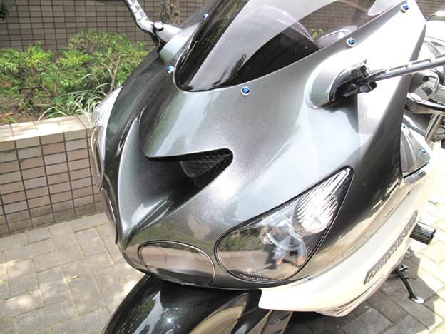 写真: IMG_9515 まずは洗車でぴっかぴか~