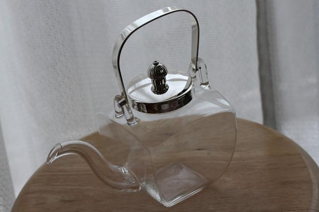 MARIAGE FRERES Cotton Club Hand-blown glass teapot