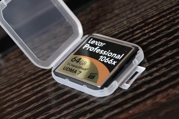 Lexar Professional 1066x 64GB CompactFlash
