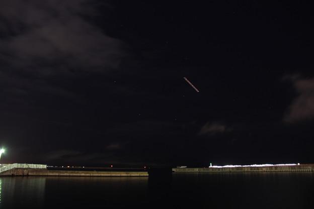 青森港 -18- 夜景