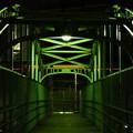 飛鳥山下跨線人道橋(1)