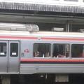 赤ベコ電車