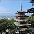 五重塔からの眺め2