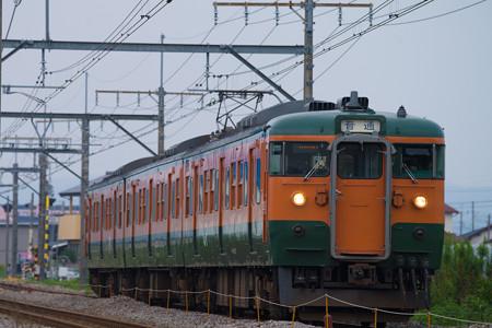 115系@新前橋-井野