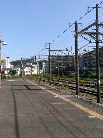 ココも一応終着駅・JR横須賀