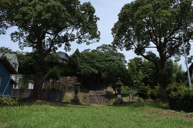 写真: 皇宮神社