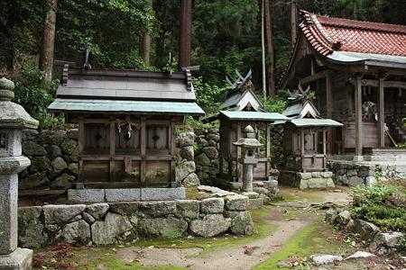 高天彦神社・三十八社-菅原神社-春日神社