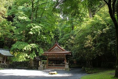 貴船神社奥宮3