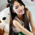 写真: 長い髪で美形でちょっとHな小姐ッ(笑) 今日の一押し小姐 7-1 (2)